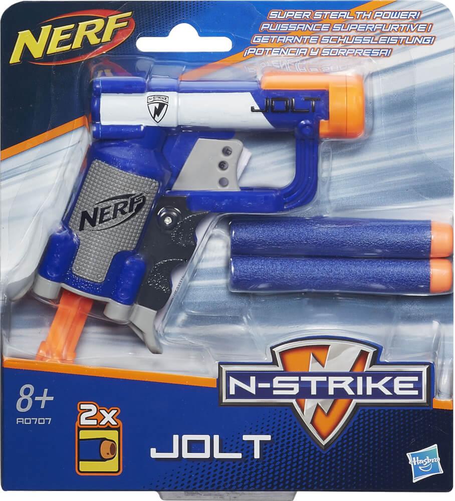 Spielzeug für draußen Hasbro A0707EU6 Nerf N-Strike Elite Jolt