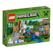 LEGO® Minecraft 21123 Der Eisengolem, 208 Teile