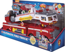 Spin Master Paw Patrol Ultimate Rescue Fire Truck, ab 3 Jahren