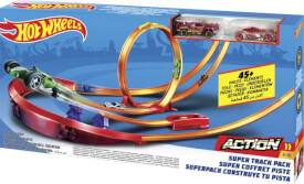 Mattel Hot Wheels Super Track Pack
