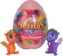 Simba Safiras V, Neon Princess, 3er Pack, 4sortiert