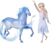 Hasbro E5516EU4 Disney Die Eiskönigin 2 Elsa & Nokk
