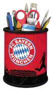 Ravensburger 112159 Puzzle:3D FC Bayern Utensilo, 54 Teile