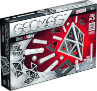 Geomag Panels Black & White 68-teilig