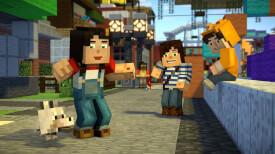 Minecraft Story Mode: Season 2 Season Pass Disc (PS4)