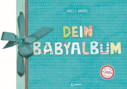 Loewe Navarro, Dein Baby-Album (blau) .