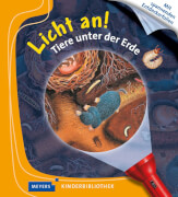 Licht an! 2 - Tiere unter der Erde, ab 4 Jahre