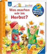 Ravensburger 32671 WIESO? WESHALB? WARUM? Was machen wir im Herbst?
